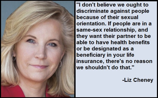 Inspirational Liz Cheney Quotes