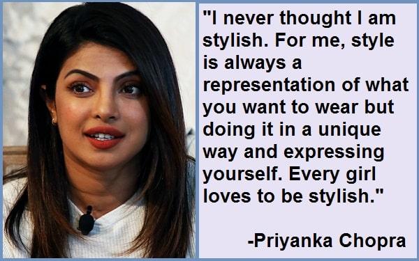 Inspirational Priyanka Chopra Quotes And Sayings