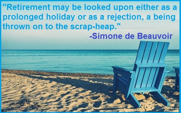 Inspirational Retirement Quotes And Sayings