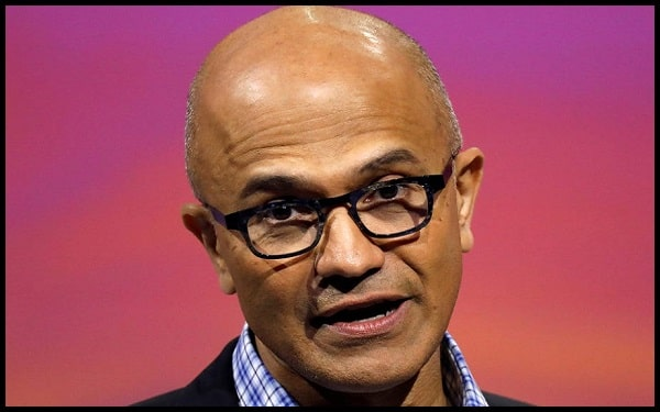 Read more about the article Motivational Satya Nadella Quotes And Sayings
