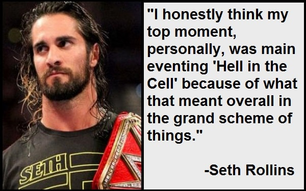 Inspirational Seth Rollins Quotes And Sayings
