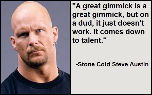 Inspirational Stone Cold Steve Austin Quotes