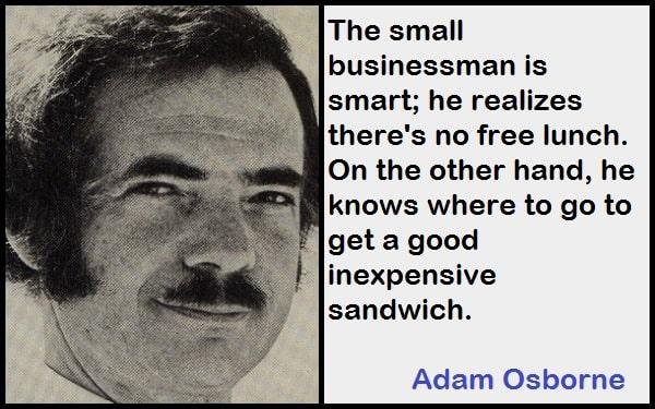 Inspirational Adam Osborne Quotes