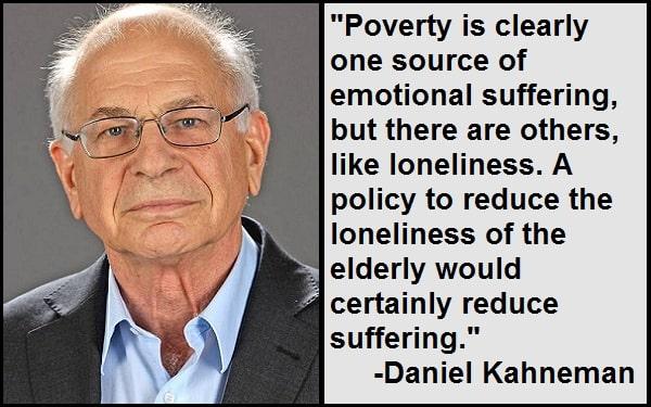 Inspirational Daniel Kahneman Quotes