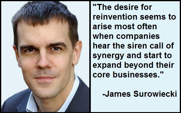 Inspirational James Surowiecki Quotes