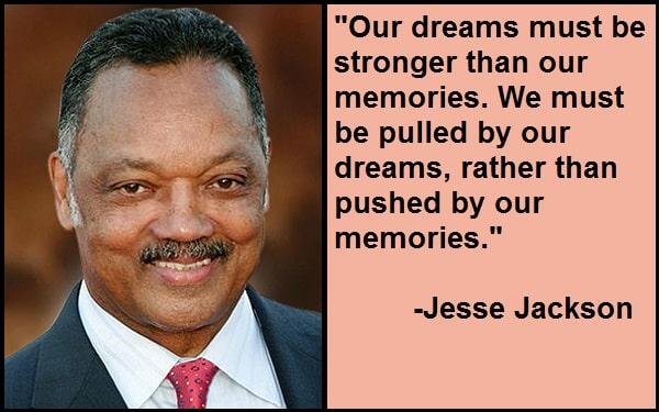 Inspirational Jesse Jackson Quotes