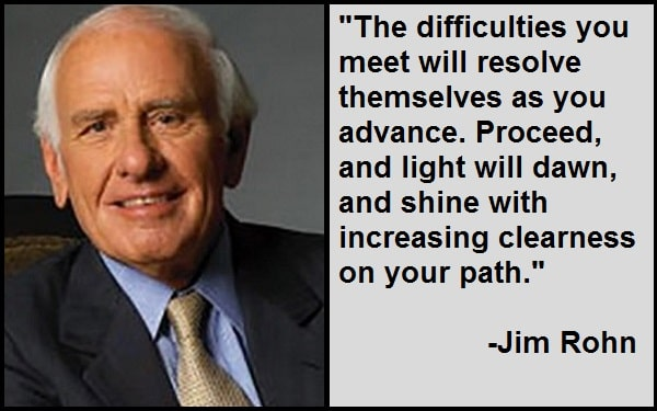 Inspirational Jim Rohn Quotes