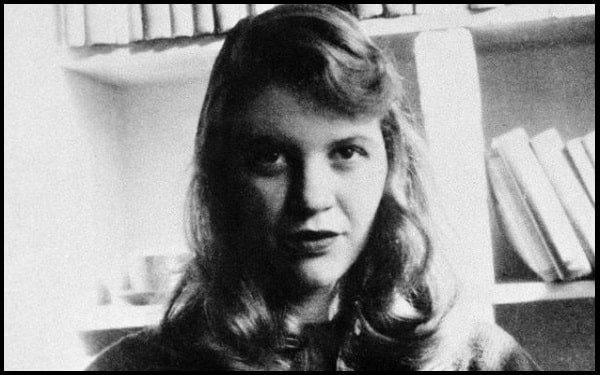 Motivational Sylvia Plath Quotes And Sayings
