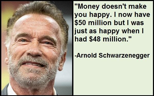Inspirational Arnold Schwarzenegger Quotes