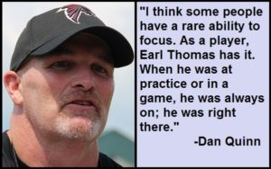 Motivational Dan Quinn Quotes And Sayings