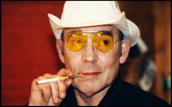 Motivational Hunter S Thompson Quotes And Sayings