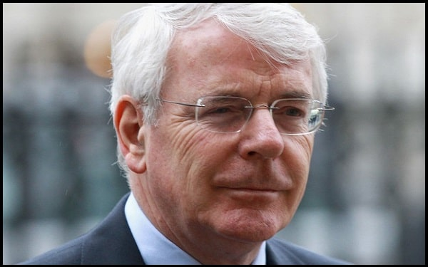 Motivational John Major Quotes And Sayings