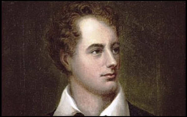 Motivational Lord Byron Quotes And Sayings
