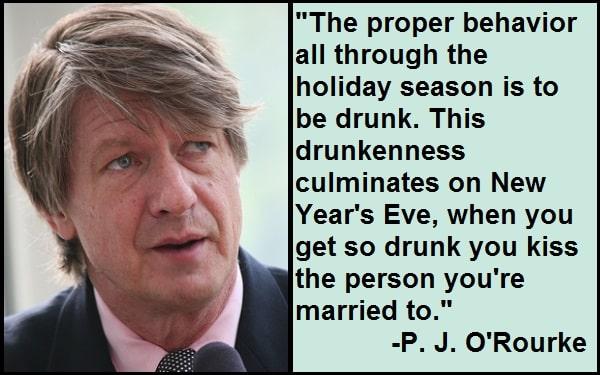 Inspirational P. J. O'Rourke Quotes