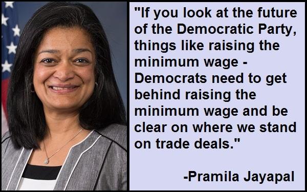 Inspirational Pramila Jayapal Quotes