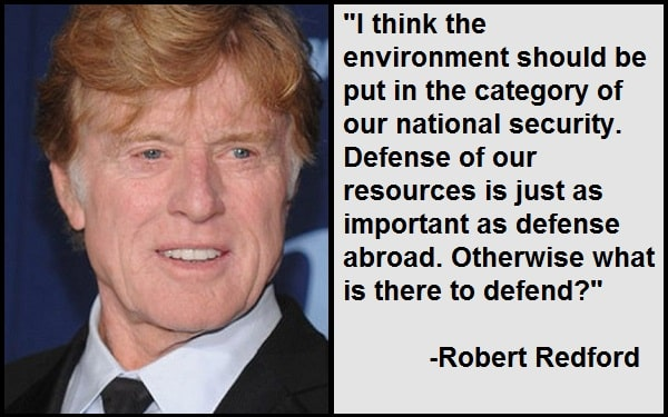 Inspirational Robert Redford Quotes