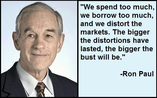 Inspirational Ron Paul Quotes
