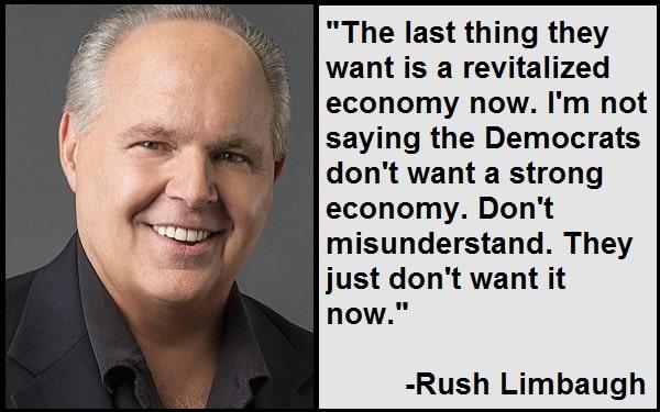 Inspirational Rush Limbaugh Quotes