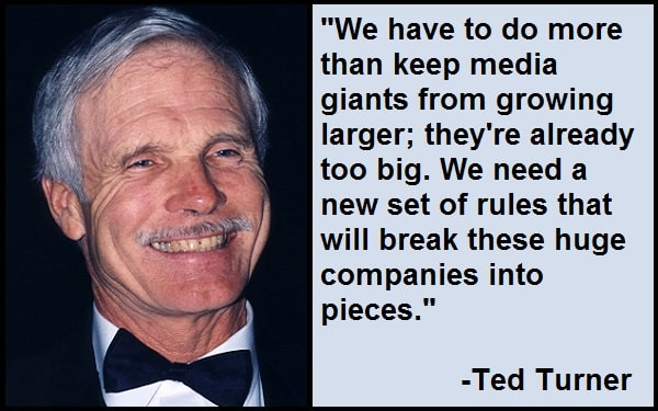 Inspirational Ted Turner Quotes