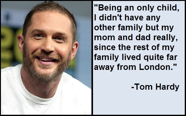 Inspirational Tom Hardy Quotes