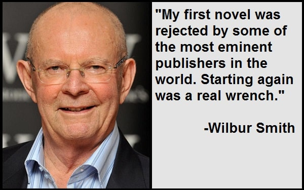 Inspirational Wilbur Smith Quotes