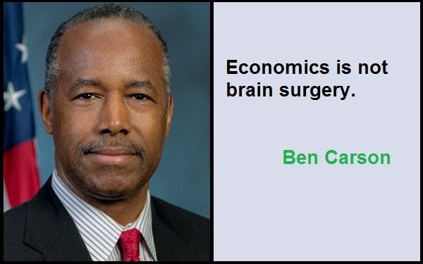 Inspirational Ben Carson Quotes