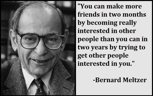Inspirational Bernard Meltzer Quotes