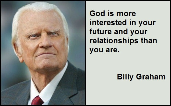 Inspirational Billy Graham Quotes