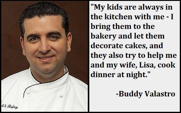 Inspirational Buddy Valastro Quotes