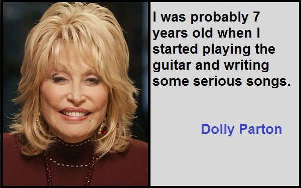 Inspirational Dolly Parton Quotes