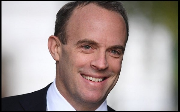 Motivational Dominic Raab Quotes And Sayings
