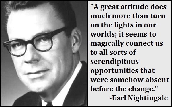 Inspirational Earl Nightingale Quotes
