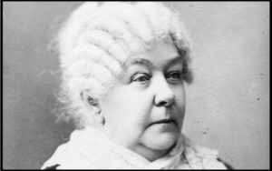 Motivational Elizabeth Cady Stanton Quotes