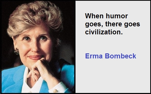 Motivational Erma Bombeck Quotes