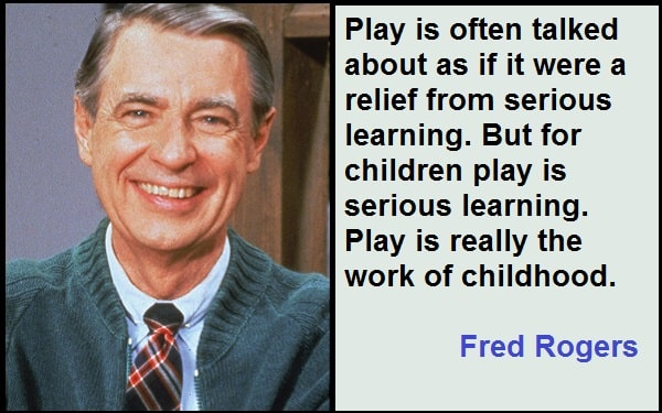 Inspirational Fred Rogers Quotes