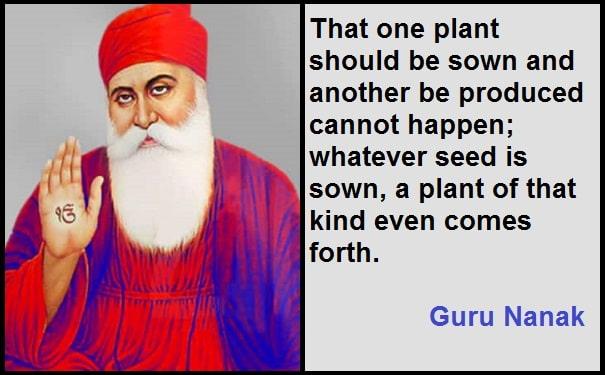 Inspirational Guru Nanak Quotes