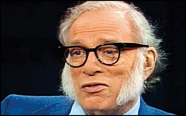 Inspirational Isaac Asimov Quotes And Sayings