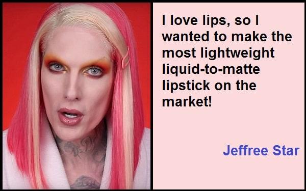 Inspirational Jeffree Star Quotes