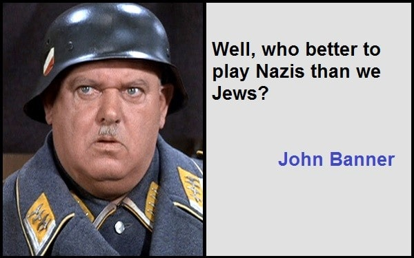 Inspirational John Banner Quotes