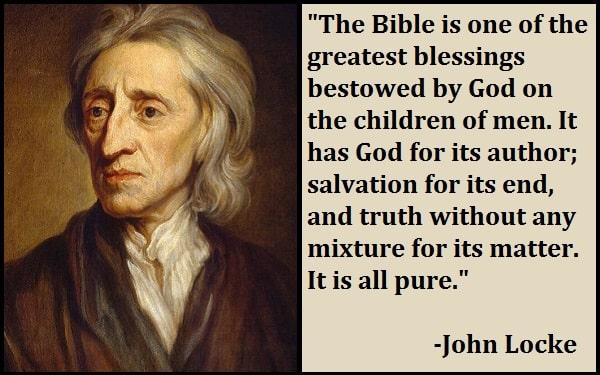Inspirational John Locke Quotes
