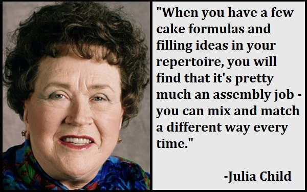 Inspirational Julia Child Quotes