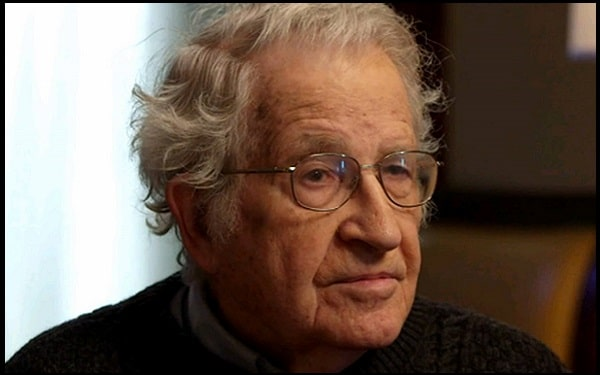 Motivational Noam Chomsky Quotes And Saynigs