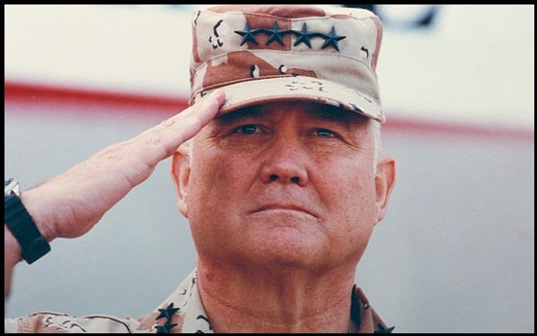 Motivational Norman Schwarzkopf Quotes And Sayings