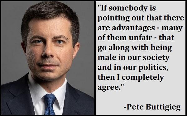 Inspirational Pete Buttigieg Quotes