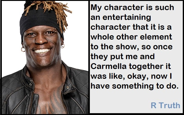 Inspirational R Truth Quotes
