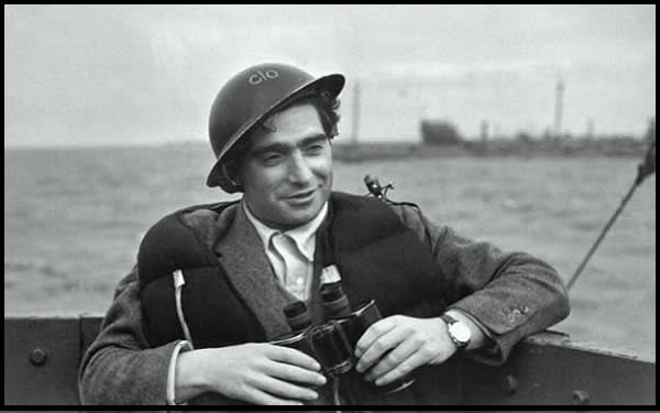 Motivational Robert Capa Quotes And Sayings