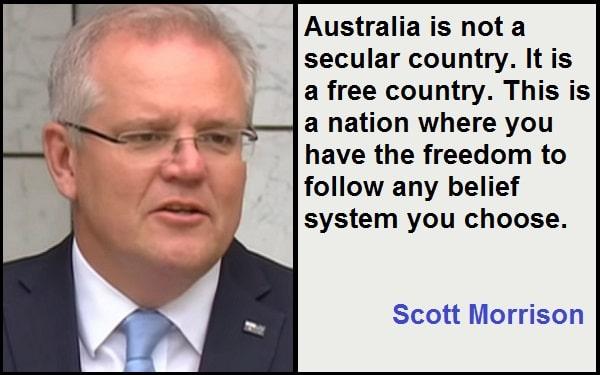 Inspirational Scott Morrison Quotes
