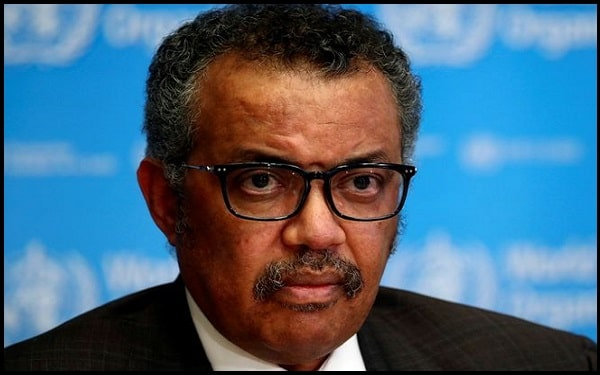 Motivational Tedros Adhanom Quotes And Sayings