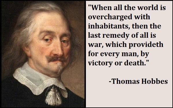 Inspirational Thomas Hobbes Quotes