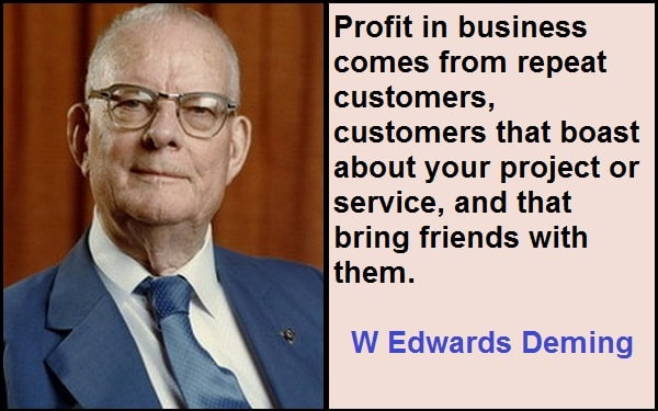 Inspirational W Edwards Deming Quotes
